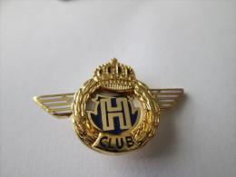 Horex Club Anstecknadel - Motorräder