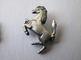 Ferrari Pin Ansteckknopf Silberfarben - Ferrari