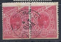 140012357  BRASIL  YVERT  Nº  82 - Usados