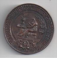 Espagne - EXPOSICION ARAGONESA DE 1885 Y 1886 - Graveur F. Menendez - Espagne