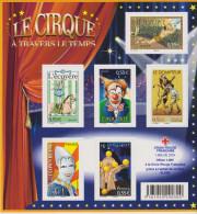 France, B.F. N° 121 Neuf **, Cirque, Clown, Trapeziste, Dompteur...., 2008 (Surtaxé, Vendu 5,10) - Circus