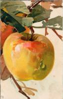 "Illustrateur C.KLEIN ""POMME"" - CPA - Raphaêl Tuck & Sons  Série 6117  Apple - Signée - Klein, Catharina"
