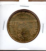 Monnaie De Paris : Viaduc De Garabit - 2010 - Monnaie De Paris