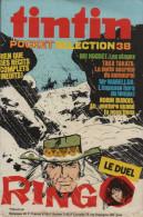 TINTIN POCKET SELECTION N° 38 BE LOMBARD 12-1977 - Petit Format