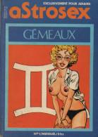 ASTROSEX N° 1 BE CAMPUS 05-1980 - Petit Format