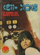 KERRY DRAKE N° 2 BE RHODOS PRESSE 05-1974 - Petit Format