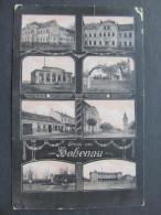 AK HOHENAU B. Gänserndorf  Bahnhof 1917///// D*17144 - Gänserndorf