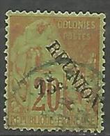 REUNION N° 30  OBL TB - Réunion (1852-1975)