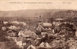 02 Craonne, Vue Panoramique Et Vue De La Croisette - Other Municipalities