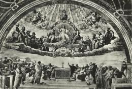 Vatican- Raphael-Dispute Of SS.Sacrement. # 04588 - Vatican