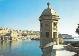 """MALTA - VALLETTA From Look-out Post """"Gardiola"""" - Senglea - Malta"""