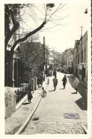 12 - CPA - TANGER - Rue De La Casbah Et La Rue D'Italie - Animée - (noir & Blanc) - Pn3 - Tanger