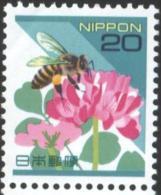 Mint Stamp Bee 1997  From Japan - Honeybees
