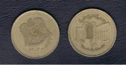 SIRIA / SYRIA - 10 Pounds 2003  KM130 - Siria