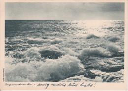 AK Ewig Rauscht Das Meer - 1938 (17250) - Ohne Zuordnung
