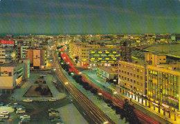 CPM KUWAIT - Rue Fahd Al Salem La Nuit, - Koweït