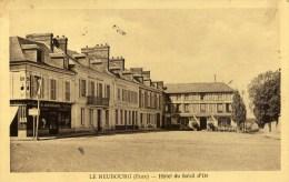 27 LE NEUBOURG  Hotel Du Soleil D´Or - Le Neubourg