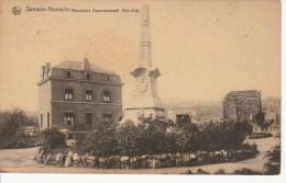 Samson-Namèche Monument Commémoratif 1914-1918 Hommage De La Commune De Thon Samson Ed. J. Doneux - Andenne