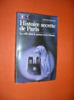 GILETTE ZIEGLER   ..histoire Secrète De Paris  ..  Marbout Fantastique  418   /ct27 - Marabout SF