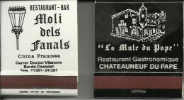 """Pochettes D´allumettes """"RESTAURANT"""" - Boites D'allumettes"""