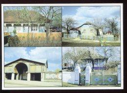 CPM Neuve Moldavie Au Printemps Dans Un Village Sur Les Bords Du Prut - Moldavie