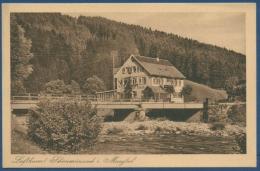 Schönmünzach Im Murgtal Gasthof Zum Schiff, Ungebraucht (AK170) - Baiersbronn