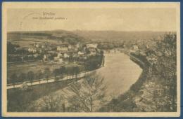 Werden Ruhr Vom Stadtwald Gesehen Essen, Gelaufen 1916 (AK174) - Essen