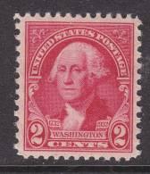 U.S. 707    **  WASHINGTON  1932 Issue - United States
