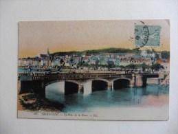 Calvados (14 )   Trouville :Le Pont De La Gare :LL - Trouville