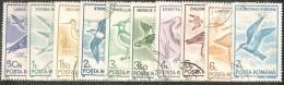 Romania 1991 Usato - Mi.4642/51  Yv.3921/30 - 1948-.... Republiken