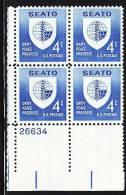 U.S. 1151 X 4  **  SEATO - United States
