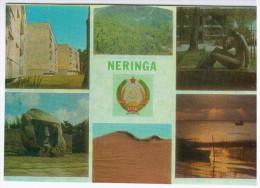 Lithuania USSR 1974 Neringa Nida - Lithuania