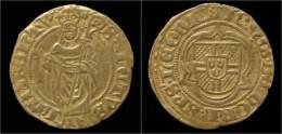 Southern Netherlands Liege Jean (John) Of Hoorn Florin D'or Postulat ND - Belgique