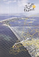 Nederland - Uitgifte 4 Juli 2015 - Tour De France 2015 - Le Grand Départ - Neeltje Jans - Zeeland - Ongebruikt - Wielrennen