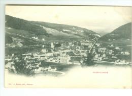 Sainte-Croix - VD Vaud