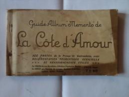 ALBUM LA COTE D´ AMOUR 100 PHOTOS PRESQU ILE GUERANDAISE  PORNICHET LA BAULE  LE POULIGUEN  BATZ LE CROISIC - France