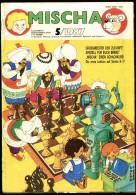 Mischa No.5/1987, Russisch Illustrierte Monatsschrift Für Kinder, Deutsch Ausgabe, Comics, Cartoons, Illustratoren - Kinder- & Jugendzeitschriften
