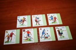Soccer 2018 Korea Imperf - World Cup