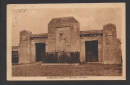 DF / 02 AISNE / FARGNIERS / MONUMENT AUX MORTS / CIRCULÉE EN 1935 - France
