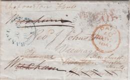 G.B. / London / Hampshire / Shropshire / Flintshire / Cheshire / Redirected Mail - Sin Clasificación