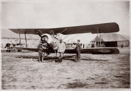 SOPWITH BIPLAN 1917 - Aviation