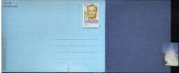 """Lettre/carte   Prêt à Poster  Neuf  Imprimé  Timbre  """" Eric Tabarly   """" ( N° 334 ) De An 2000  ( 2 Scans Recto / Verso ) - Prêts-à-poster: Other (1995-...)"""