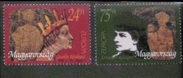 CEPT Berühmte Frauen / Famous Women Ungarn 4380 - 4381  ** Postfrisch, MNH, Neuf - Europa-CEPT