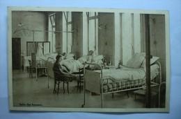 Boussu - Clinique De La Caisse Commune D'assurance Des Charbonnages Du Couchant De Mons - Salle Des Femmes - Boussu