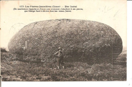 LES PIERRES JAUMATRES    BLOC   ETAT - Dolmen & Menhirs