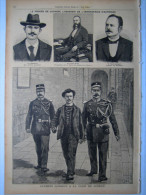 REVUE PETIT PARISIEN ILLUSTRE 1898 N�511 ANARCHY ANARCHIE ANARCHISTE POLICE GENDARME LUCHENI EMPRESS SISSI