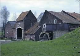 MONTENAKEN ~ Gingelom (Limburg) - Water Molen / Moulin à Eau - De Nerummolen In 1983 Vóór Instorting Van Het Poortgebouw - Gingelom