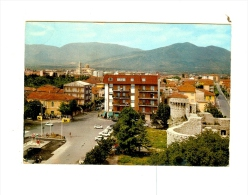 AVEZZANO,P.za Castello-19??-BENZINA AGIP_!!!!!!!!!!!!!!! - L'Aquila
