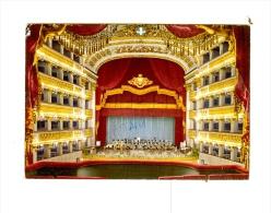 NAPOLI,Teatro S.CARLO,interno-1974 - Napoli