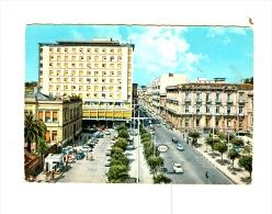 CATANIA,P.za Trento,Albergo JOLLY-NV-BENZINA ESSO-Auto-CAR-!!!!!!!!!! - Catania